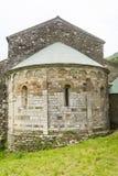 Codiponte (Toskana), mittelalterliche Kirche Stockfotografie