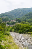 Codiponte, vecchio villaggio in Toscana Immagine Stock Libera da Diritti