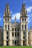 Codrington Library in Oxford Stock Photography