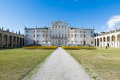 Codroipo di Udine del manin della villa della residenza Immagini Stock