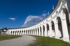 Codroipo di Udine del manin della villa della residenza Fotografie Stock Libere da Diritti