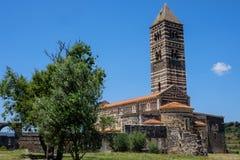 Free Codrongianos, Sardinia, Italy, Europe, Basilica Of The Holy Trinity Of Saccargia Royalty Free Stock Photo - 122368135