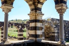 Free Codrongianos, Sardinia, Italy, Europe, Basilica Of The Holy Trinity Of Saccargia Royalty Free Stock Photography - 122369047