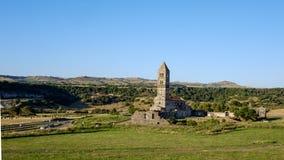 Free Codrongianos, Sardinia, Italy, Europe, Basilica Of The Holy Trinity Of Saccargia Stock Image - 122370131