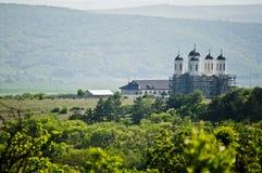 Codru Monastery, Romania Stock Photo
