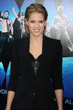 Cody Horn arrives at the  Royalty Free Stock Photography