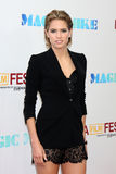 Cody Horn arrives at the  Royalty Free Stock Photos