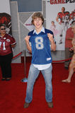 Cody Linley, The Game Stock Image