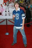 Cody Linley, The Game Royalty Free Stock Photo