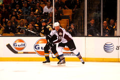 Cody McLeod Colorado Avalanche Stock Images