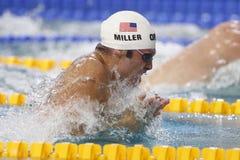 Cody Miller Coupe du monde àChartres Imagens de Stock