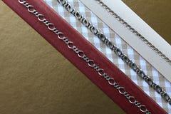 Codzienna biżuteria Fotografia Stock