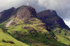coeglen scotland Arkivfoto