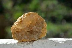 Coelestin mineral Arkivbild