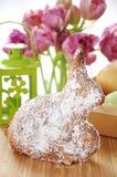 Coelhinho da Páscoa Fotografia de Stock