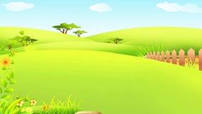 Coelhinho da Páscoa que anda com ovos video estoque