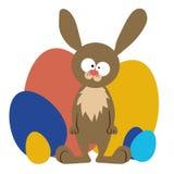 Coelho de Easter Foto de Stock Royalty Free