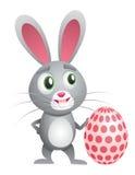 Coelho de Easter Ilustração Stock