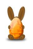 Coelho de Easter Fotografia de Stock Royalty Free