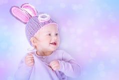 Coelho de Easter bonito Foto de Stock Royalty Free
