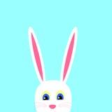 Coelho de Easter bonito Imagem de Stock Royalty Free
