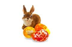 Coelho de Easter pequeno Fotografia de Stock Royalty Free