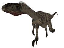 Coelophysis- 3D Dinosaur Stock Image