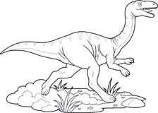 Coelophysis Stock Photo
