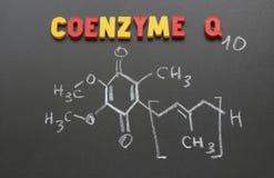 Coenzima Q10 imagem de stock royalty free
