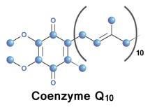 Coenzyme Q10 Photographie stock libre de droits