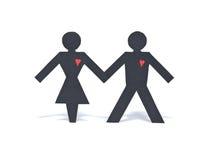 coeur à Image libre de droits