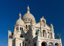 coeur Παρίσι sacre Στοκ Εικόνες