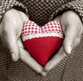 Coeur photographie stock