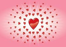 Coeur 4 Photographie stock libre de droits