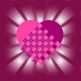 Coeur 4 illustration de vecteur