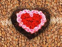 Coeur abstrait Photos libres de droits