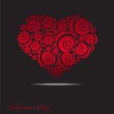 Coeur abstrait Image stock