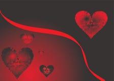 Coeur affectueux Photographie stock libre de droits