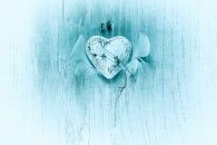 Coeur avec ailes Photo libre de droits