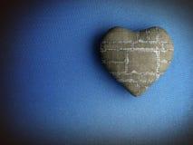 Coeur corrigé Photographie stock