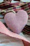 Coeur décoratif Photographie stock