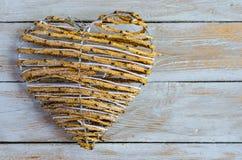 Coeur décoratif Image stock