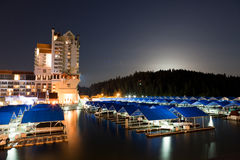 The Coeur d'Alene Resort Royalty Free Stock Images
