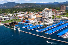 The Coeur d' Alene Resort Stock Images