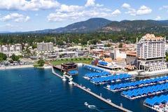 The Coeur d' Alene Resort Royalty Free Stock Photo