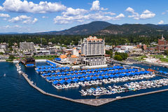 The Coeur d' Alene Resort Royalty Free Stock Image