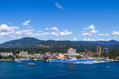The Coeur d' Alene Resort Royalty Free Stock Images