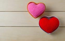 coeur d'amour, concept de valentine Photo libre de droits