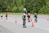 Coeur dAlene Ironman Stock Photo