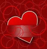 Coeur dans la poche Photos libres de droits